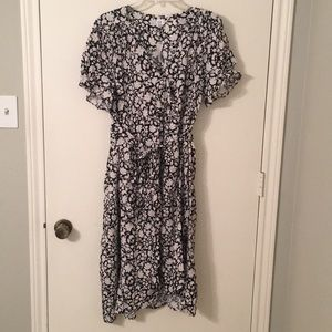 Gap Maternity floral dress